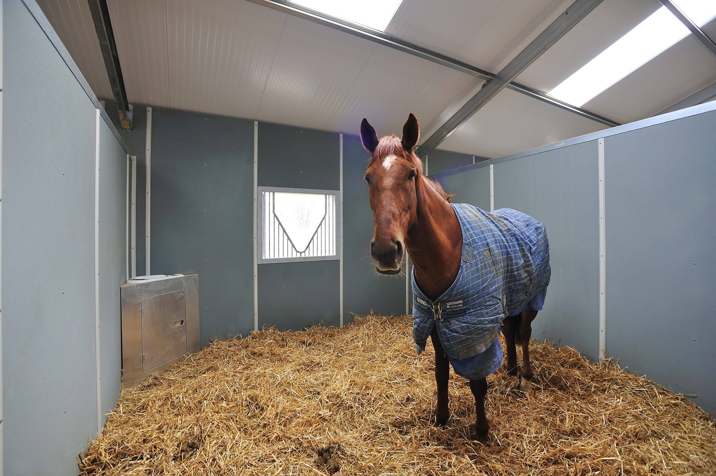 stokbord recycled plastic sheet equestrian usage