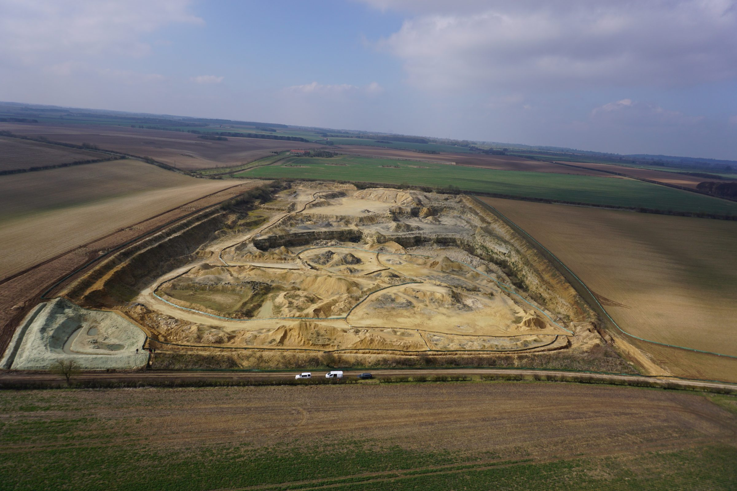 Ropsley Quarry project