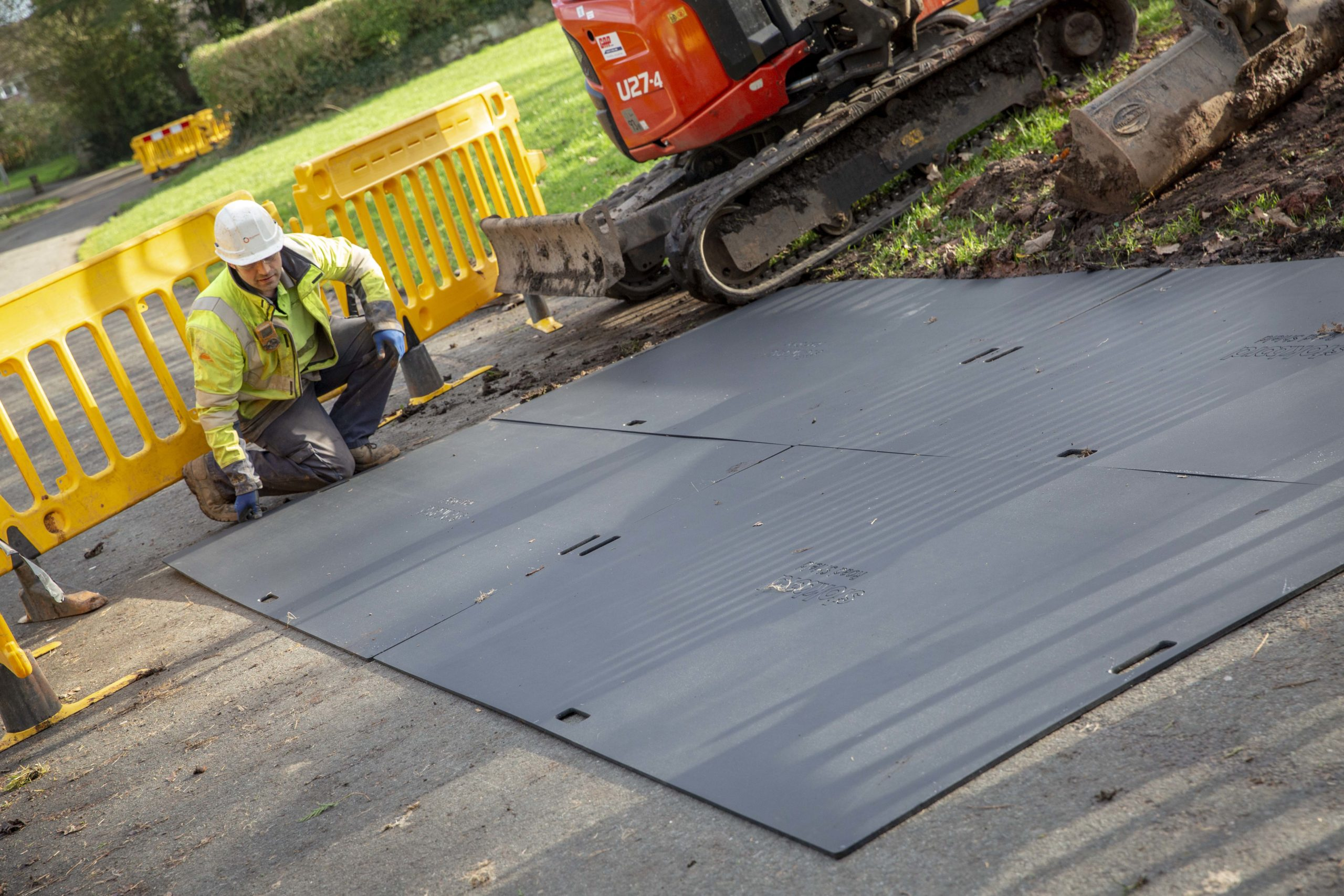 Stokbord® Road Shield